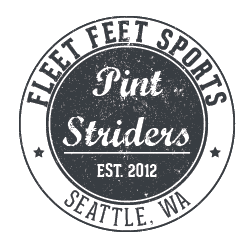 Fleet Feet Seattle Pint Striders